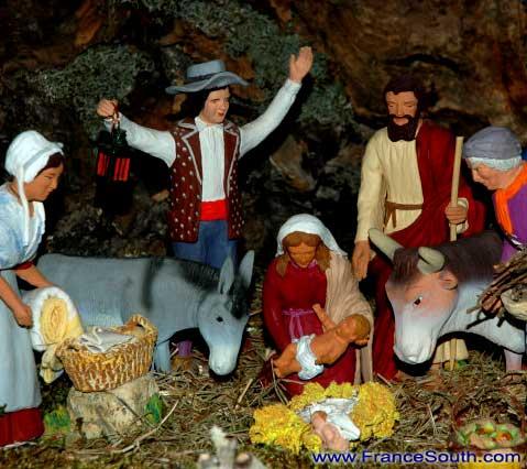 santons christmas