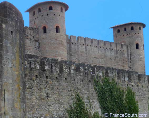 carcassonne fort
