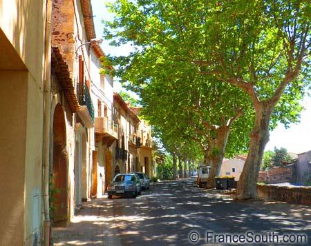 village languedoc